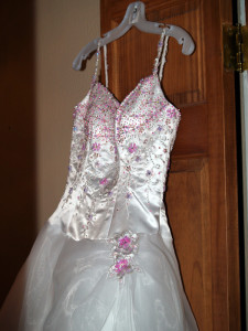 Prom Dress Handmade