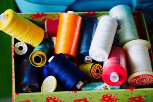 sewing thread haberdashery